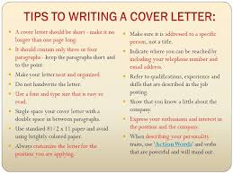 what does a cover letter consist of job cover letter yours