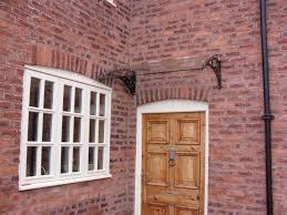 glass door canopies regency deco gallery lineworks ltd
