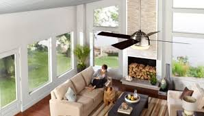 Best Lights For High Ceilings Choose Right Downrod Ceiling Fan Fit Different Ceiling Heights