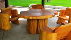 100 chair and table wood and log design ideas 2017 creative and