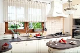 fenetre cuisine coulissante store pour fenetre cuisine 55 rideaux de cuisine et stores pour a