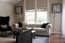 pottery barn chesterfield sofa pottery barn sofas family room contemporary with brown curtains