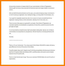 5 great thank you letter formatting letter