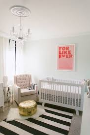 Black And White Stripped Rug Pale Mint Nursery With Black And White Striped Rug Chandelier