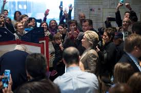 Hillary Clinton Chappaqua Video Of Hillary Clinton Casting Her Vote In New York Will Make