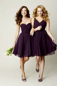purple dresses for weddings knee length best 25 purple dresses ideas on purple dresses