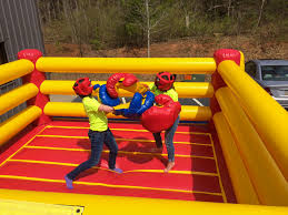 inflatable boxing ring covington ga for sale