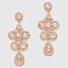 Sparkly Chandelier Earrings Gold Sparkly Chandelier Earrings Chandelier Gallery