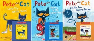 pete the cat book and cd pack book and cd pete the cat and his