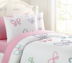 Pottery Barn Duvet Covers On Sale Victoria Butterfly Duvet Cover Full Queen Pottery Barn Kids
