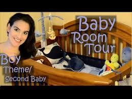 Nautical Themed Baby Rooms - baby room tour boy nautical theme youtube