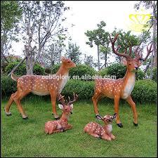 Outdoor Decor Statues Life Size Bronze Deer Garden Statues For Sale Garden Decor Buy