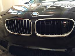 bmw grill 99 problems and a grill is one night vision lci look