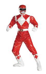 Power Ranger Halloween Costume Morphan Power Ranger Muscle Costume Power Ranger Uniform