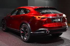 mazda 4 by 4 visual comparison mazda cx 4 vs koeru concept