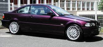 bmw experts what color is this e46 coupe