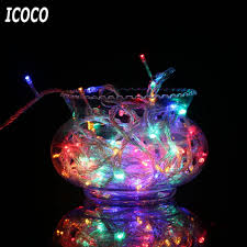 Solar Powered Icicle Lights by Compare Prices On Icicle Drop Online Shopping Buy Low Price
