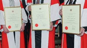 city and guilds of london institute confers fellowships city