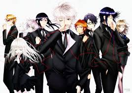 anime k project wallpapers desktop phone tablet awesome