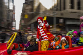 mcdonalds costumes for halloween ronald mcdonald lying low until clown scare blows over chicago