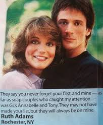 Guiding Light Characters More Cast Headshots I Think We Have This Magazine Somewhere My