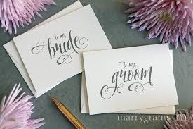 wedding card to groom wedding card to your or groom cards to give on your