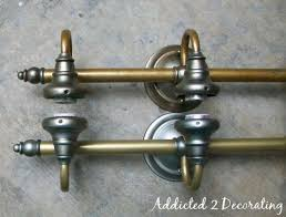 Nickel Finish Bathroom Accessories by Bathroom Lighting Transformed And The Incredible Power Of Paint