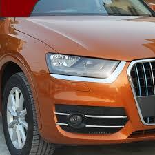 audi q3 modified automobile car covers accessories decoration chromium styling