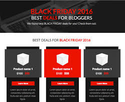 best website for black friday deals special offer templates archives the landing factory