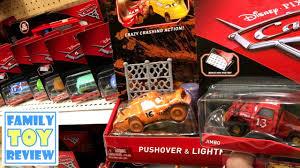 new disney cars 3 toys hunt jimbo diecast pushover live toy