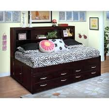 Bookcase Daybed With Drawers And Trundle Bookcase Phoenix Full Daybed With Bookcase Phoenix Full Daybed