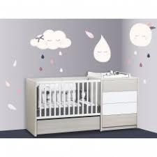 stickers muraux chambre stickers muraux chambre bébé et enfant berceau magique