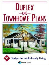 townhome plans duplex and townhome plans 51 designs for multi family living home