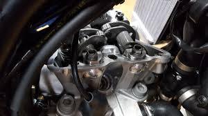 2017 500 exc valve adjustment 250 530 exc mxc sxc xc w xcr w 4