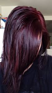 how to put red hair in on the dide with 27 pieceyoutube chocolate cherry so pretty i love this i just had black cherry