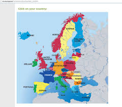 Map Of The European Union by European Commission Website Shows Map Where Vojvodina Is Part Of