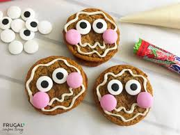 easy gingerbread man cookies a kids food craft for christmas