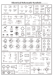 electrical schematic symbols circuitstune this is so cool for