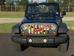jeep wrangler front grill creative grills