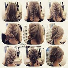 hairstyle with 2 shoulder braids debbie robin me cher hair styles and colors pinterest