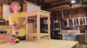 easy end table youtube