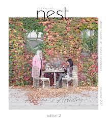 amazon com tin peel u0026 stick raised floral pattern backsplash midwest nest edition 2 november 2017 by midwest nest magazine