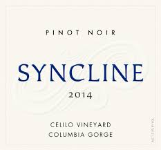 pinot noir syncline