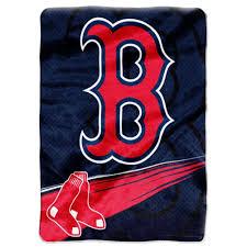 Boston Red Sox Home Decor by Amazon Com Mlb Boston Red Sox Speed Plush Raschel Throw Blanket