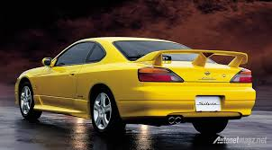 nissan silvia s15 nissan silvia s15 yellow autonetmagz