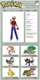 Pokemon Meme Generator - pokemon trainer meme template from cole diago by coleroboman on