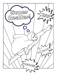 library themed coloring pages manners brilliant sheets free