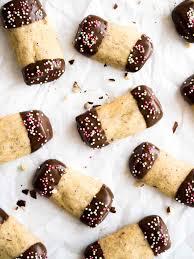 maple hazelnut cookies recipe log cookies plated cravings