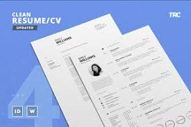 Indesign Resume Indesign Resume Template Photos Graphics Fonts Themes