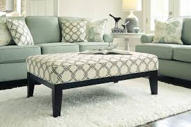 coffee tables small round ottoman leather pouf gray ottomans for